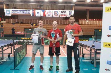 Andriy Sitak viťazom turnaja v Trenčine