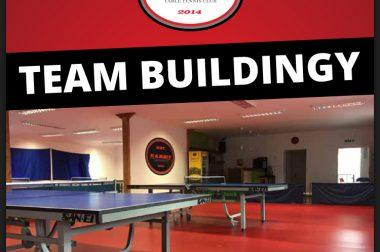 Stolný tenis pre firmy a organizácie