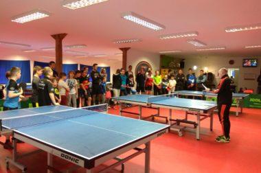 Turnaj ku dňu stolného tenisu 6 aprila