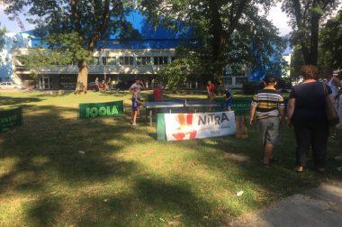 Nitra europske mesto športu 2018